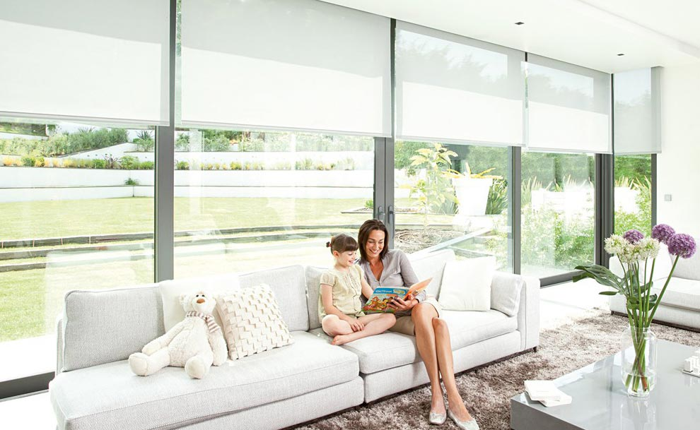 Orlando motorized shades and blinds central florida 39 s leader for Motorized blinds shades