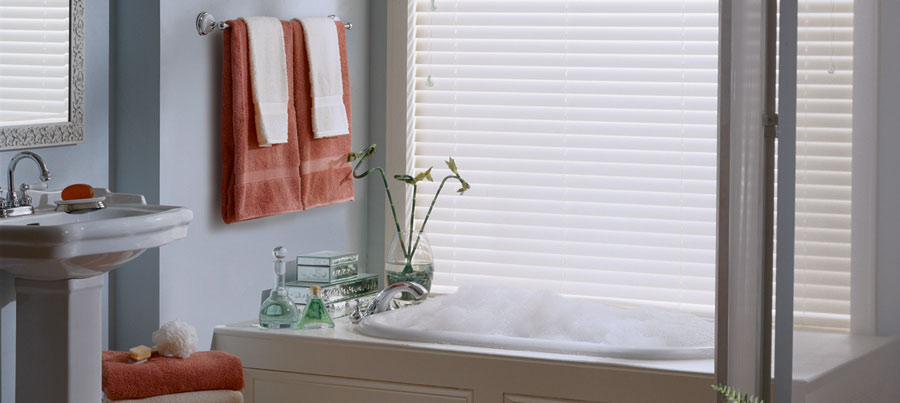 Incorporate The Beauty Of Wood With Motorized Tilt Blinds