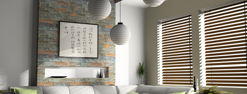 For Natural Beauty And Décor, Wood Blinds Can't Be Beat