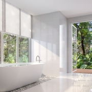 Window Treatments For Bathrooms | Bathroom Shades
