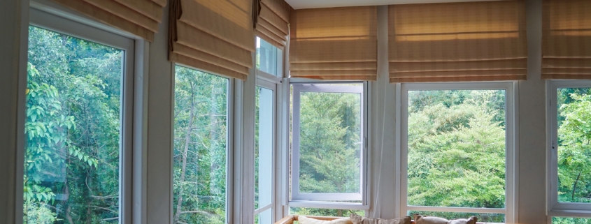 Motorized Window Coverings Are The Best Way To Reduce Solar Gain